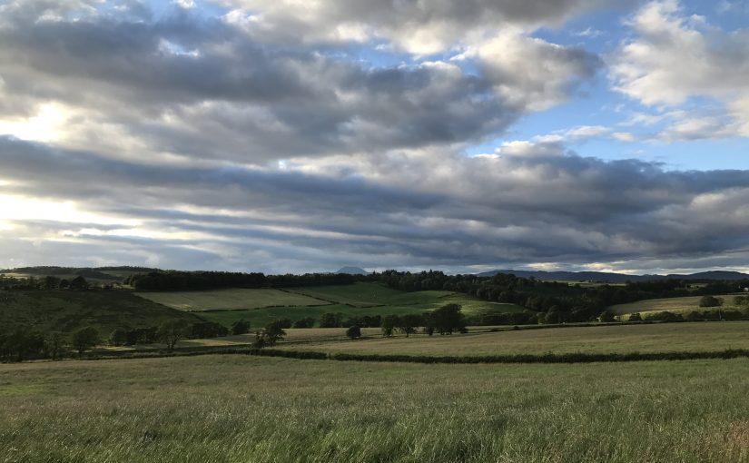 Mietwagen und Schottland